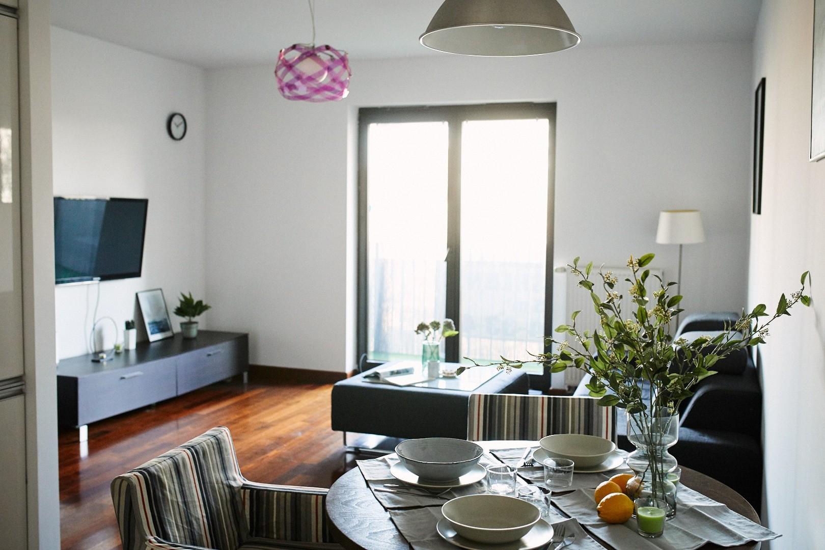 2-комнатная квартира 55 м2, Варшава