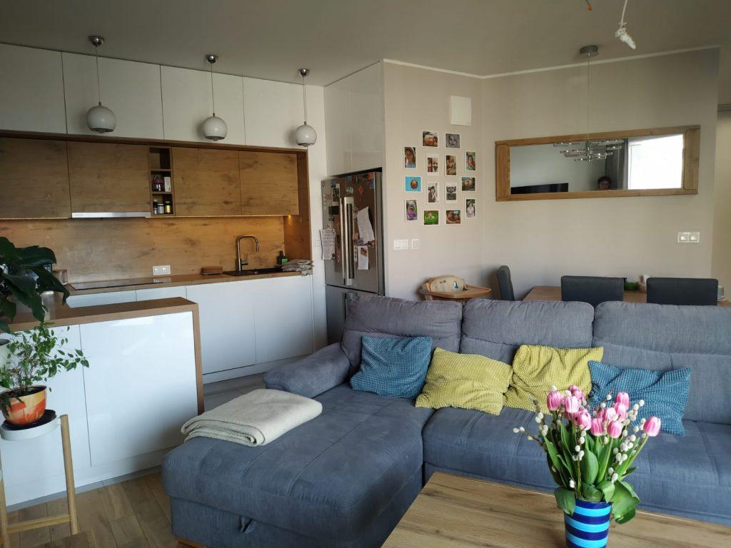4-комнатная квартира 87 м2, Варшава