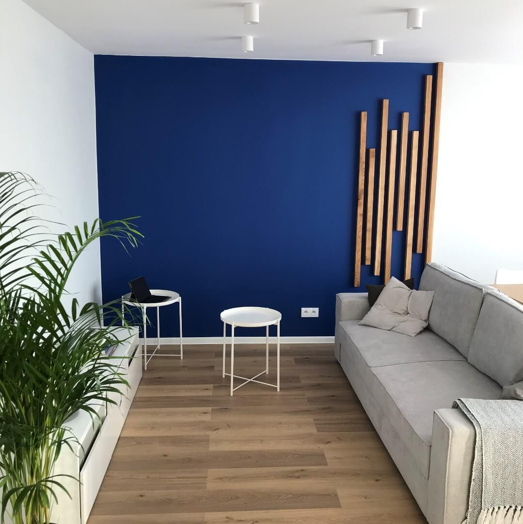 3-комнатная квартира 55 м2, Варшава