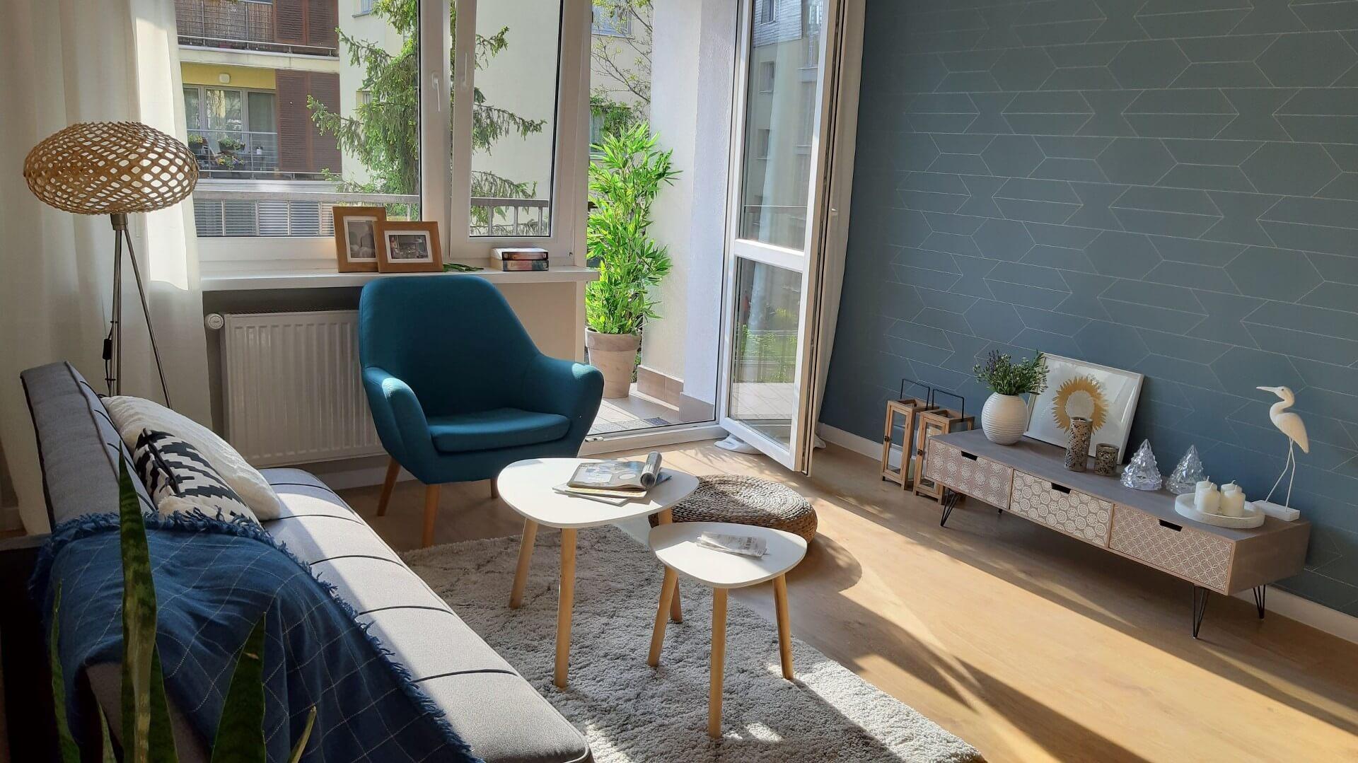 2-комнатная квартира 53 м2, Катовице