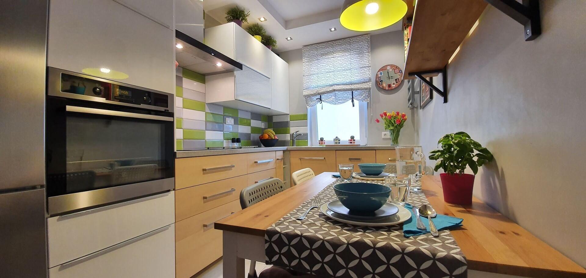 3-комнатная квартира 56 м2, Ольштын