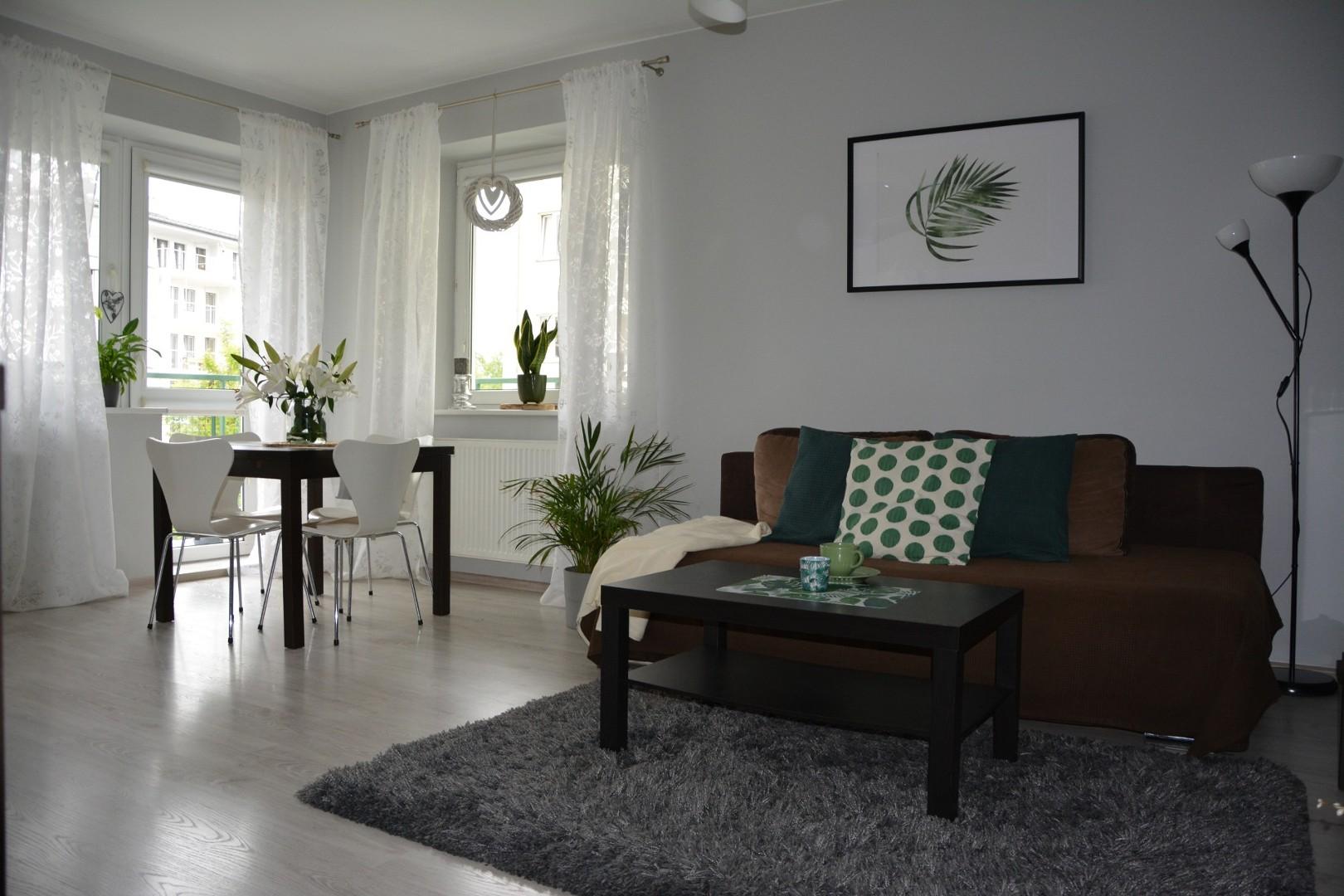 3-комнатная квартира 56 м2, Лодзь