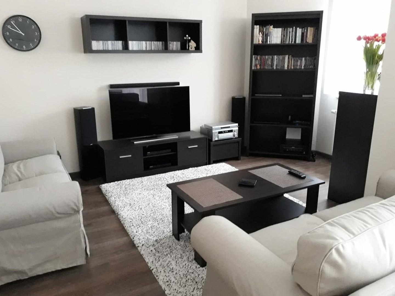 2-комнатная квартира 52 м2, Борково