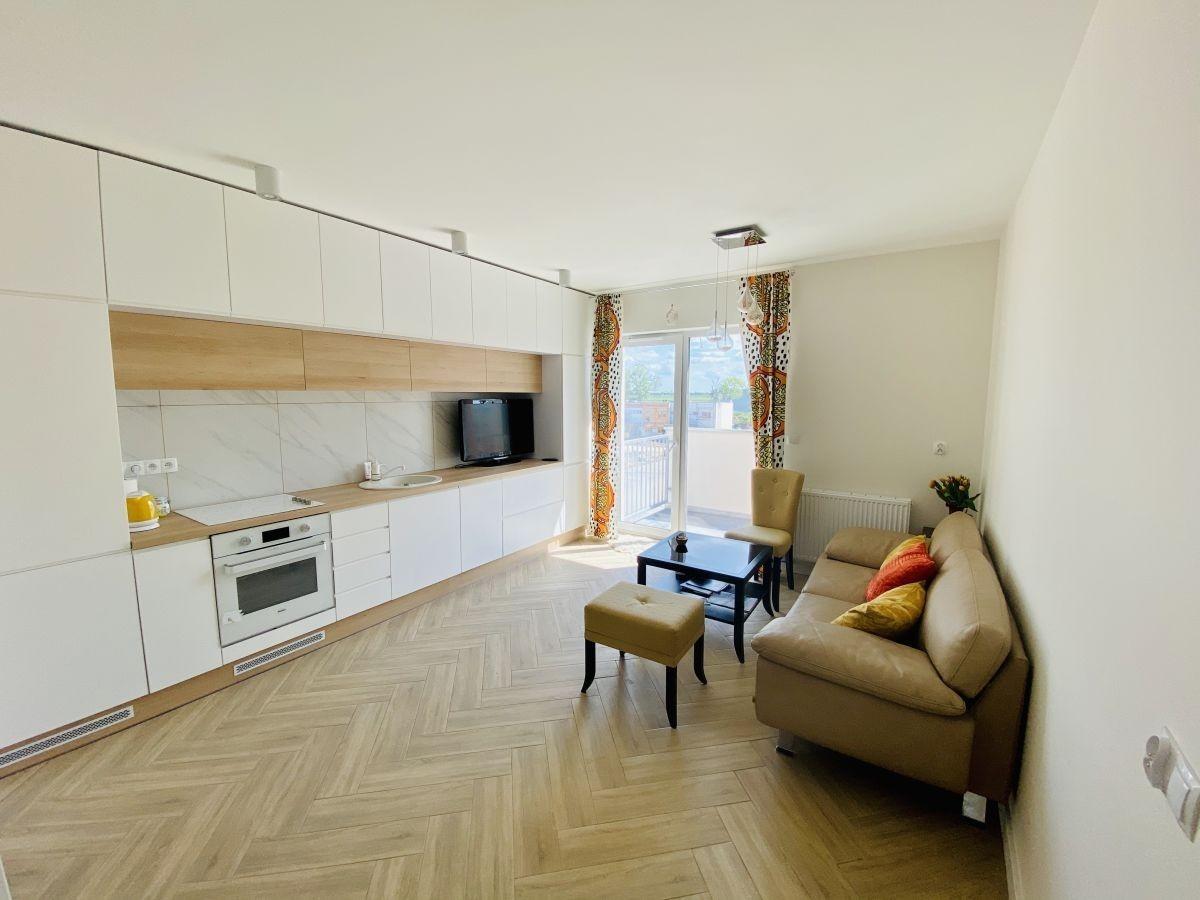 3-комнатная квартира 43 м2, Домбрувка
