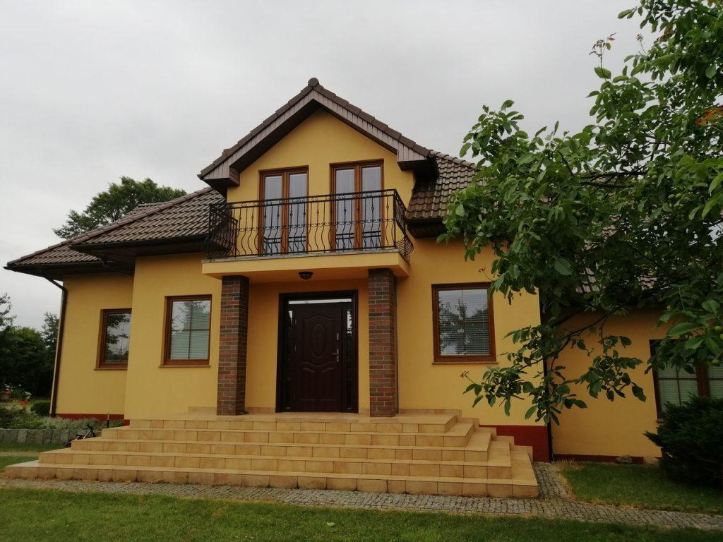 Дом 294 м2, Щецин