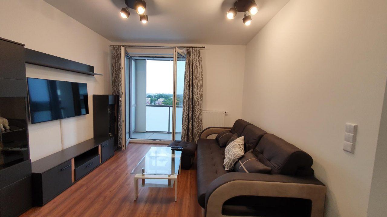 3-комнатная квартира 56 м2, Краков
