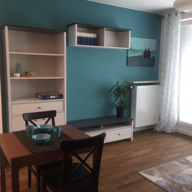 2-комнатная квартира 37 м2, Варшава