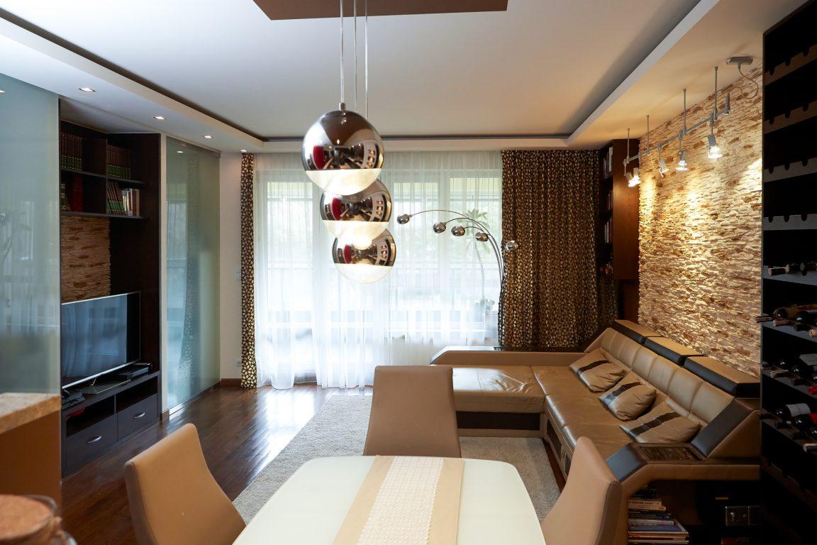 2-комнатная квартира 64 м2, Варшава