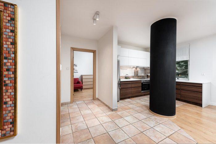 2-комнатная квартира 68 м2, Варшава