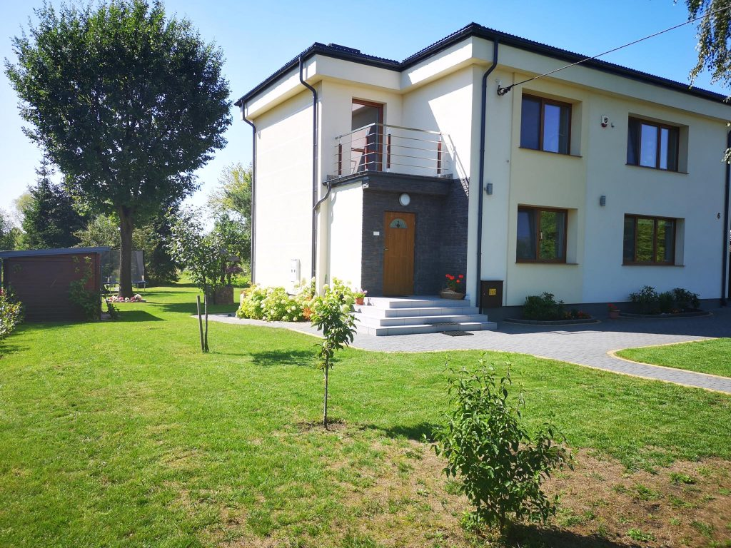 Дом 270 м2, Добжинево-Дуже