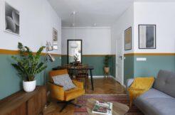 2-комнатная квартира 39 м2, Краков