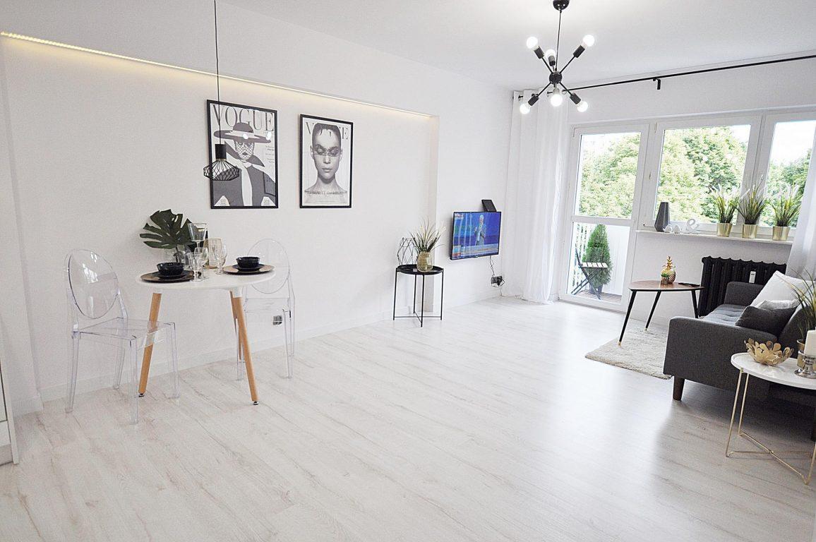 2-комнатная квартира 39 м2, Варшава
