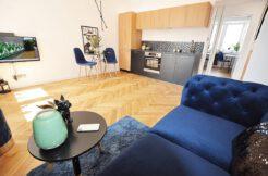 3-комнатная квартира 41,50 м2, Варшава
