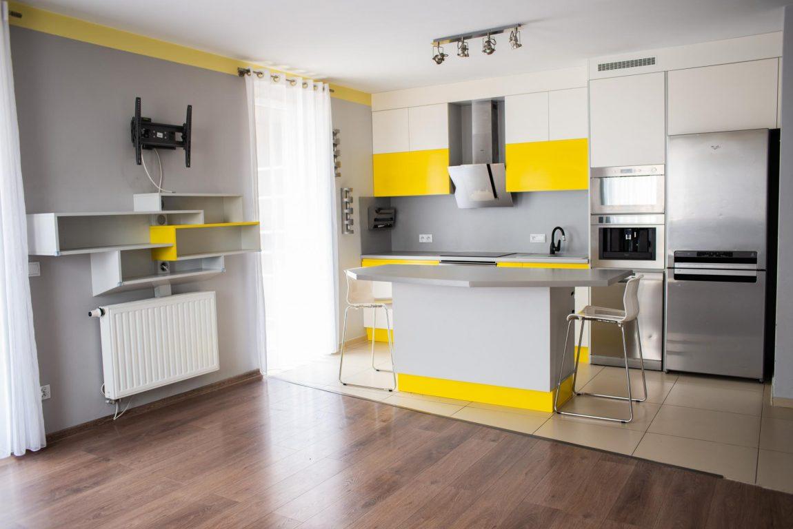 3-комнатная квартира 61 м2, Краков