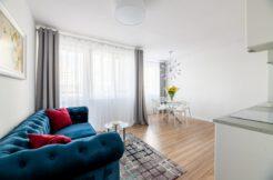 3-комнатная квартира 49 м2, Варшава