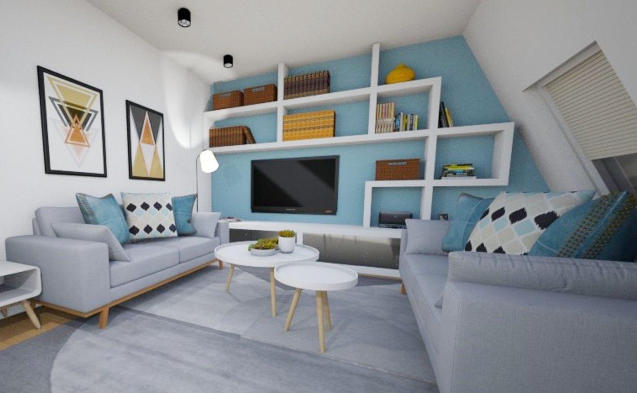 5-комнатная квартира 128 м2, Краков