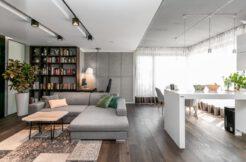 3-комнатная квартира 111 м2, Варшава