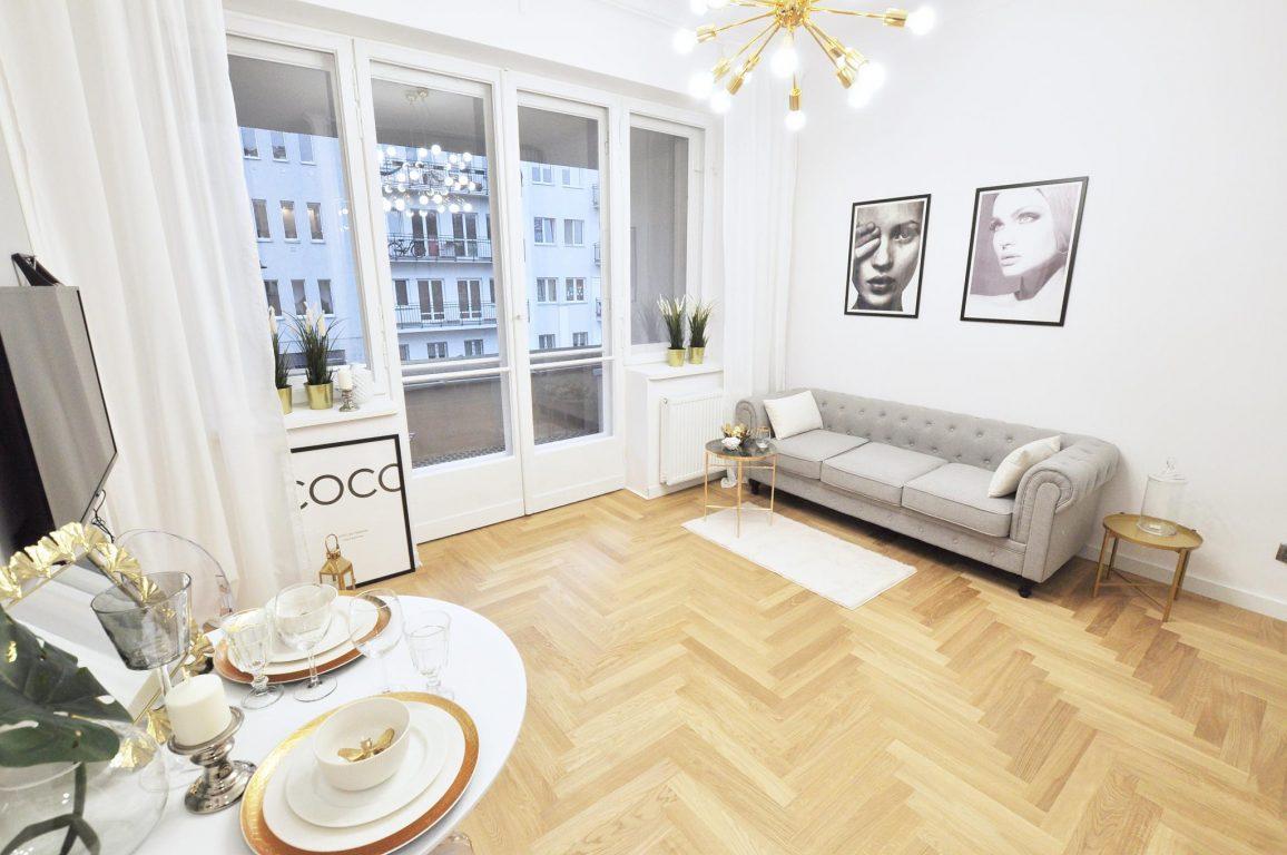 2-комнатная квартира 30 м2, Варшава