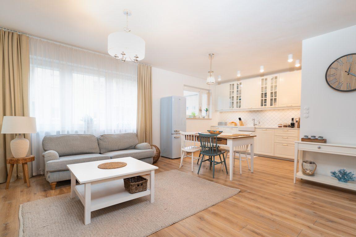 3-комнатная квартира 75 м2, Варшава