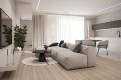 3-комнатаня квартира 70 м2, Варшава
