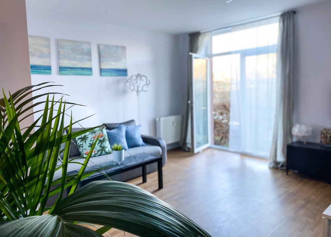 1-комнатная квартира 33 м2, Гданьск