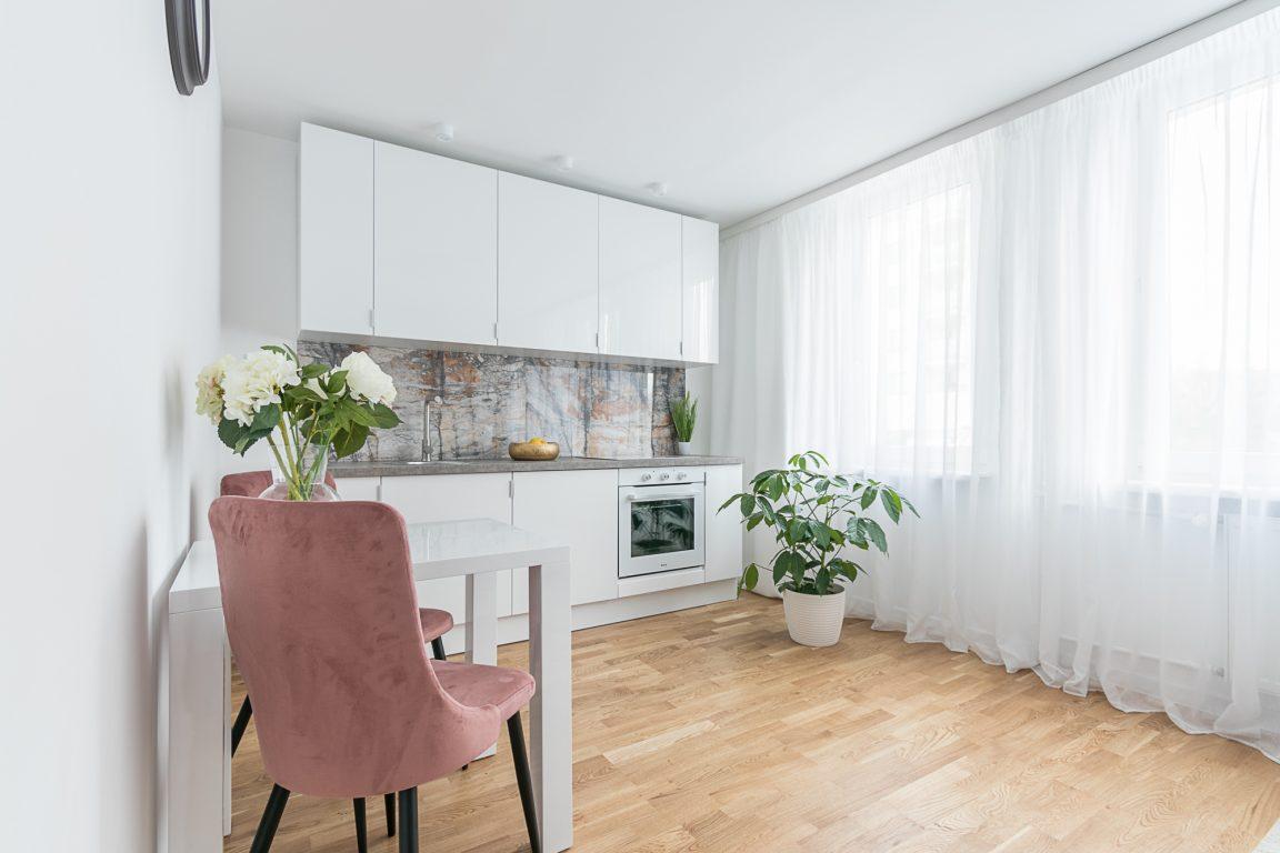 1-комнатаная квартира 23 м2, Варшава