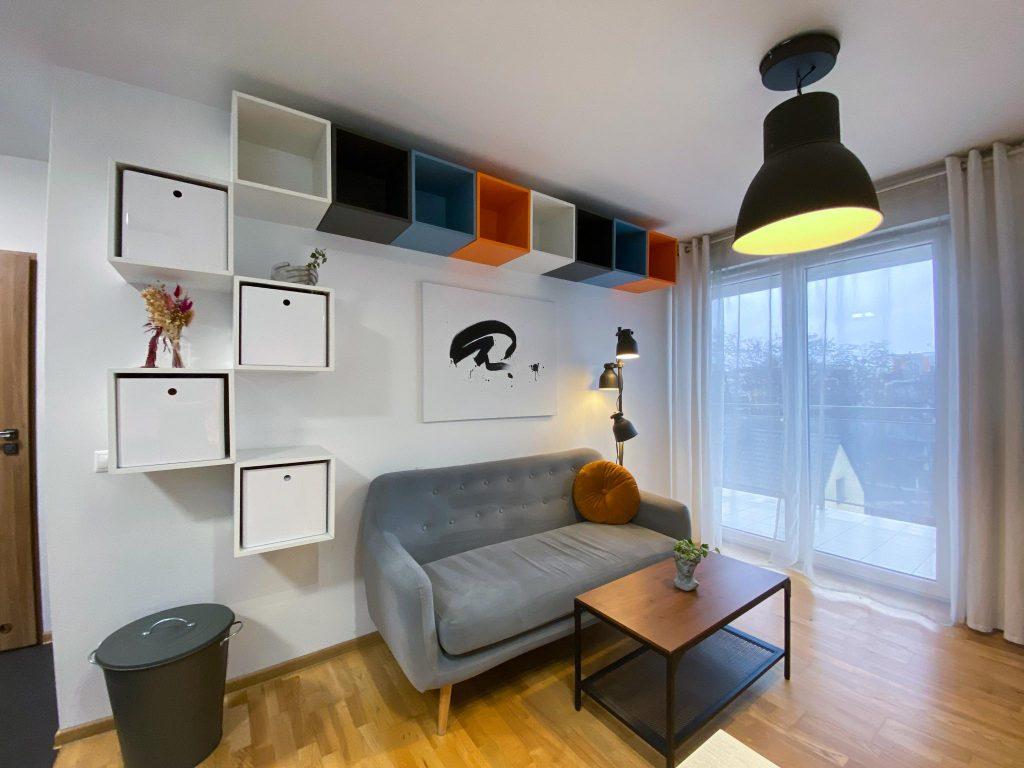 2-комнатная квартира 34 м2, Краков