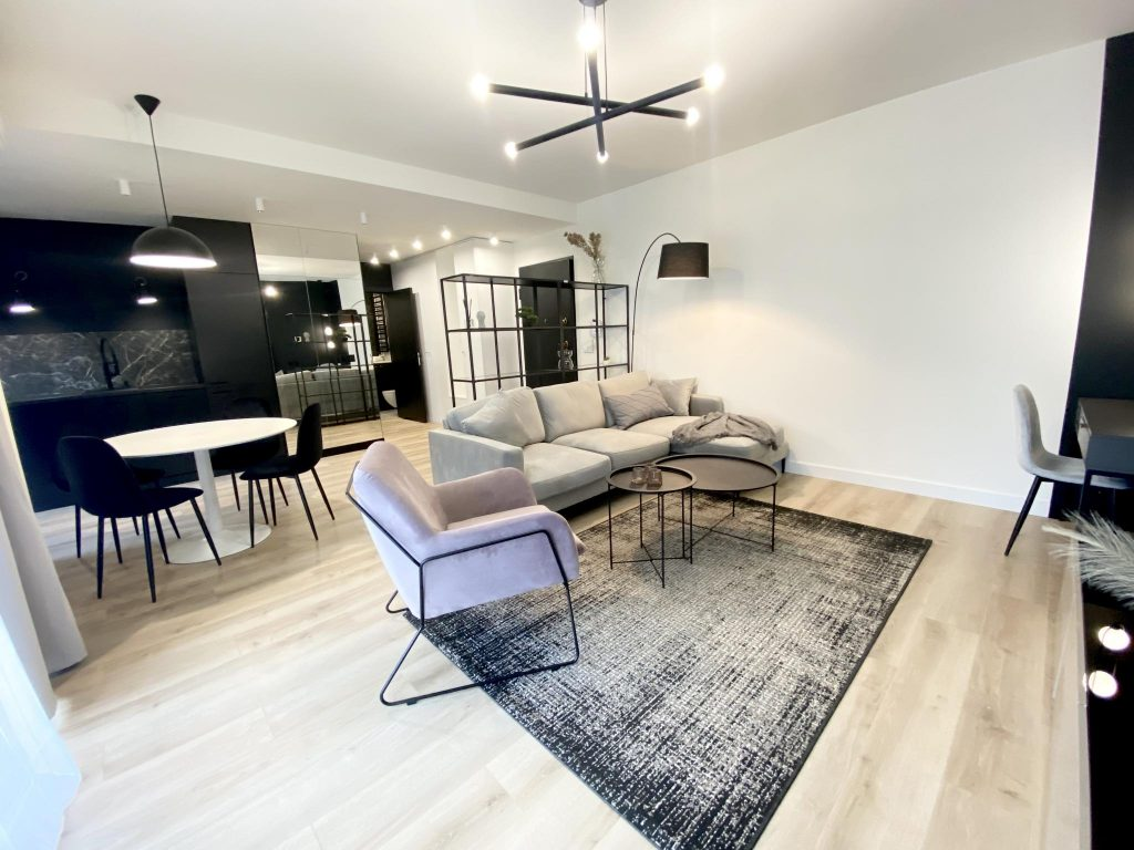 2-комнатная квартира 53 м2, Варшава