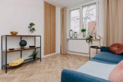2-комнатная квартира 36 м2, Варшава, Szczęśliwice