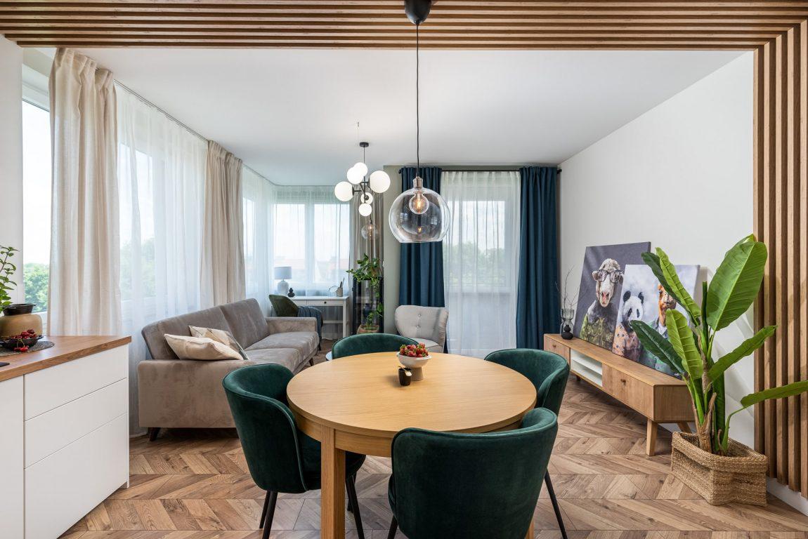 4-комнатная квартира 72 м2, Краков, ул. Piltza 40A