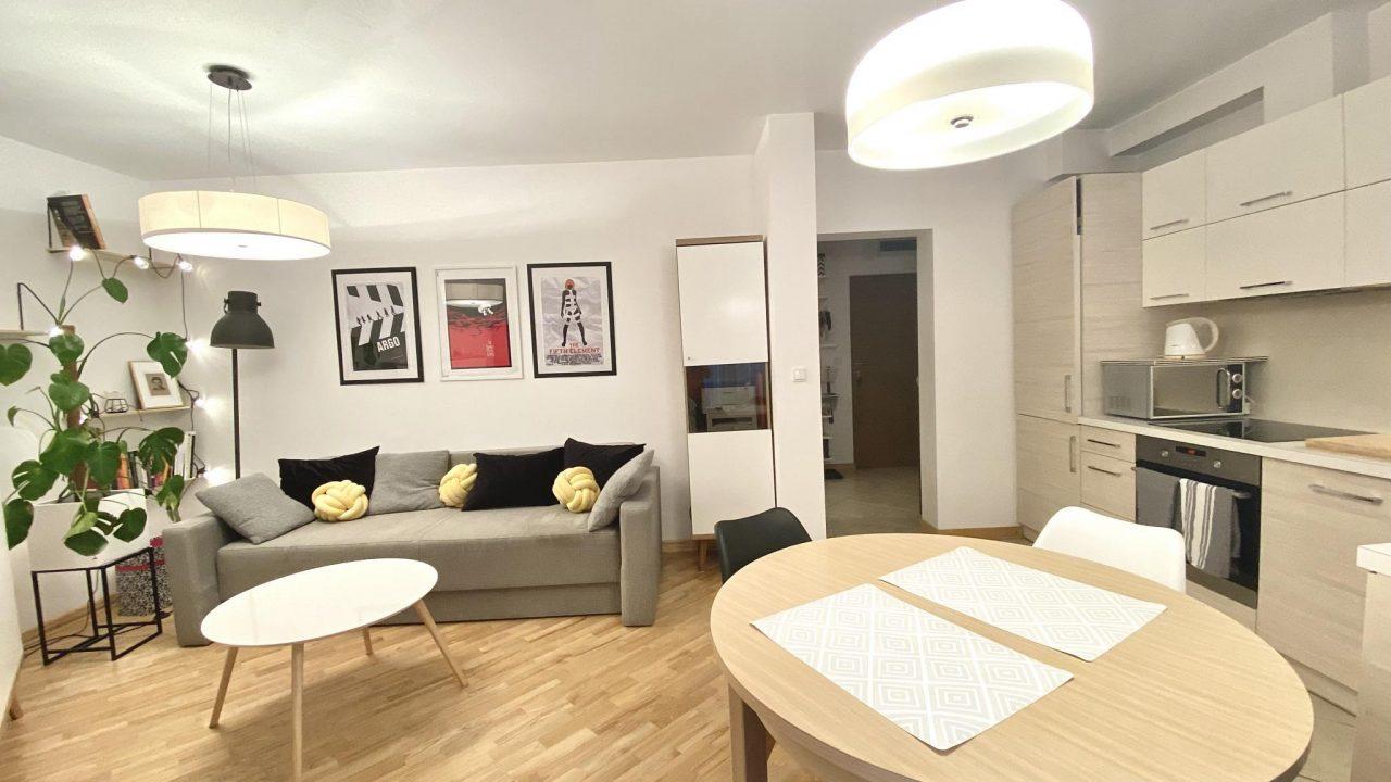 2-комнатная квартира 52 м2, Варшава, ул. Bukowińska
