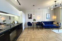 2-комнатная квартира 39 м2, Варшава, ул. Sybilli