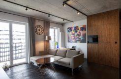 2-комнатная квартира 54 м2, Варшава, ул. Dygata