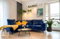3-комнатная квартира 68 м2, Варшава, ул. Dygata