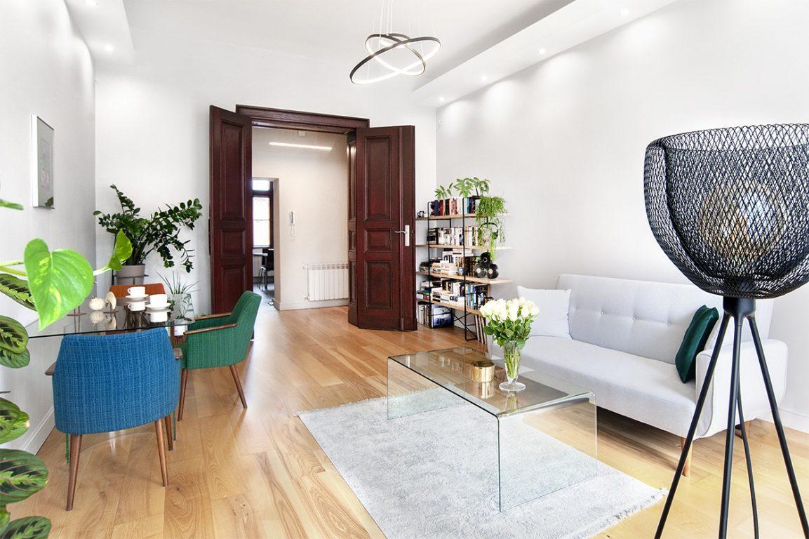 2-комнатная квартира 70 м2, Познань, ул. Józefa Strusia
