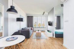 2-комнатная квартира 42 м2, Варшава, ул. Sławińska