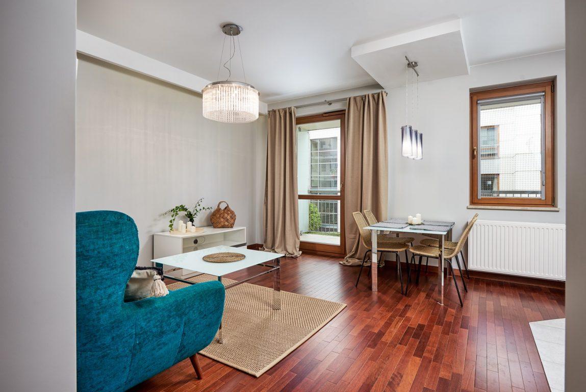 2-комнатная квартира 46 м2, Варшава, ул. Dywizjonu 303 149A