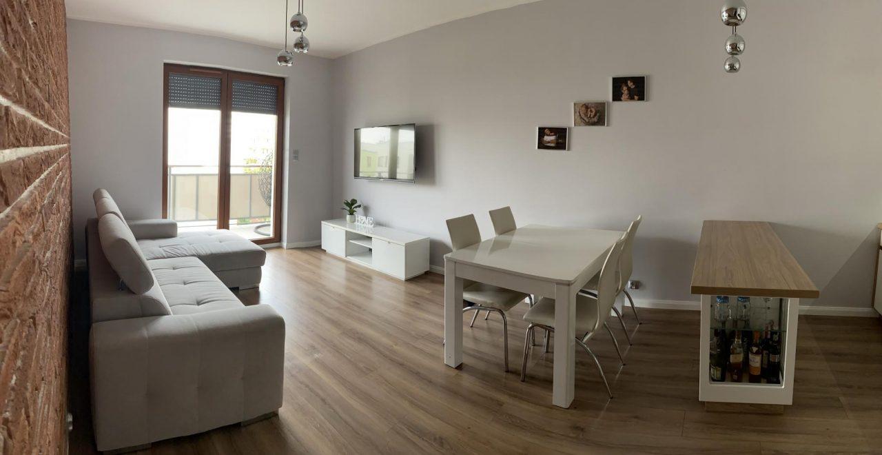 3-комнатная квартира 57 м2, Торунь, ул. Watzenrodego 7A